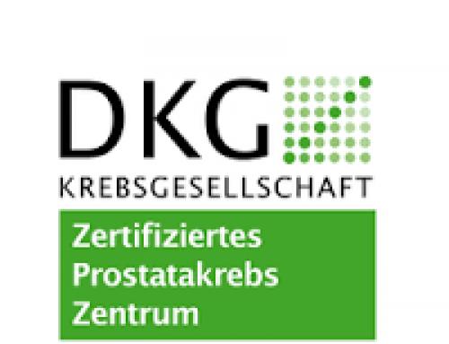 """Rezertifizierung von der """"Deutschen Krebsgesellschaft"""""""